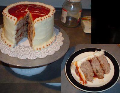 Meat Loaf Cake 2