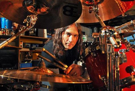 Jason Bittner Shadows Fall Drummer