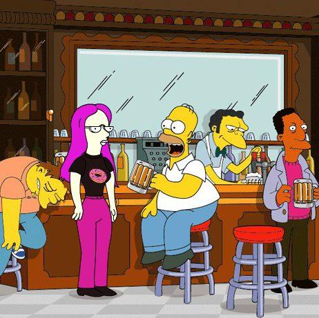 Simpsons Gail Avatar