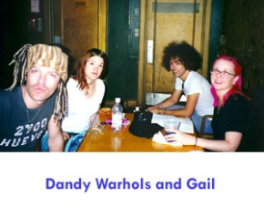 dandyWarhols
