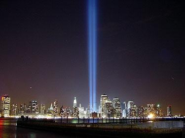 WTC Lights Memorial