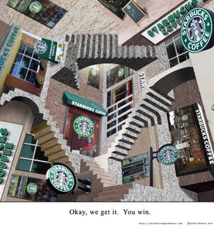 Starbucks…its Everywhere!