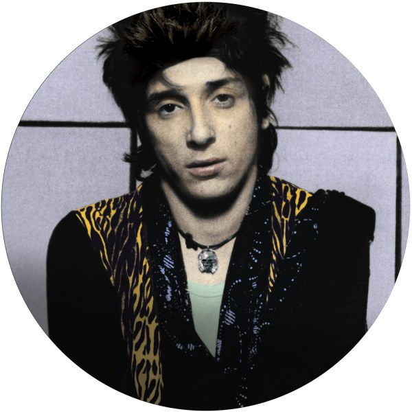 Johnny Thunders Oval