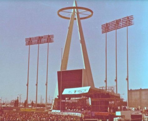 Anaheim Stadium July 3 1976