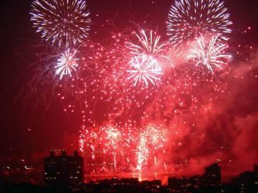 Fourth July Boston