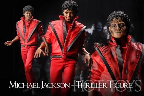 Hot Toys Michael Jackson Thriller 12 Inch Figure