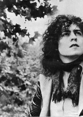 Marc Bolan Portrait