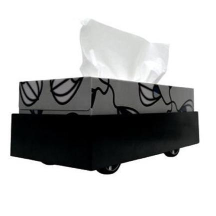 Remote Control Tissue Box