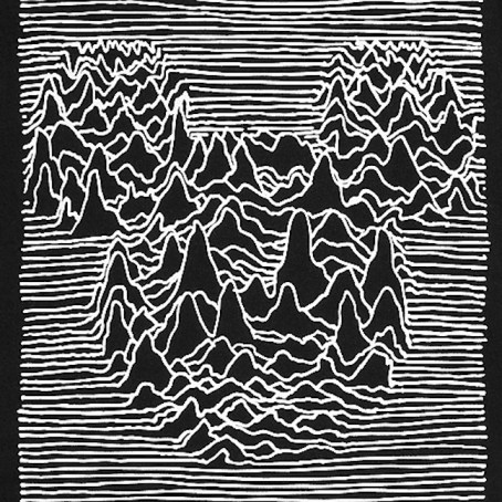 Joy Division Inspired Mickey Mouse T Shirt