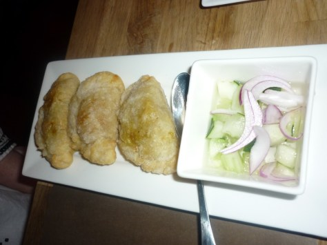 Potato Curry Puff