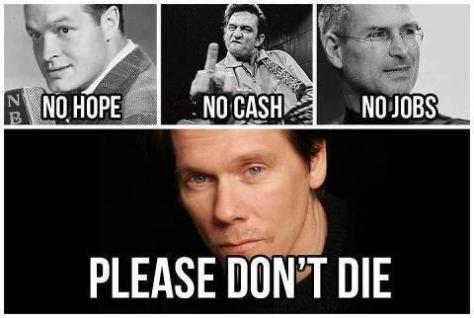 No Hope No Cash No Jobs No Bacon