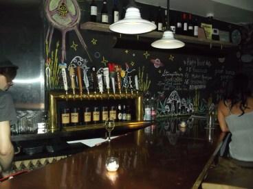 Front Bar Shot at L'Asso EV