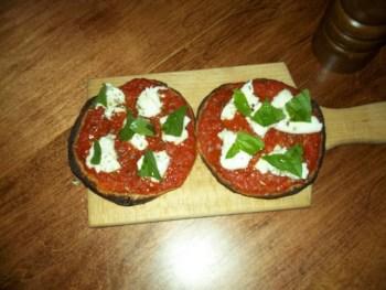 DOC Pizza Bagel at L'Asso EV
