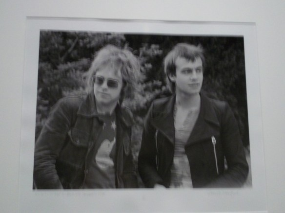 Elton John and Bernie Taupin By Barrie Wentzell