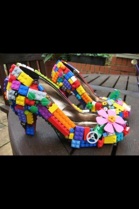 Lego Pumps
