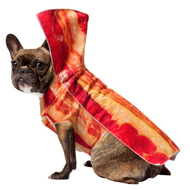 Bacon Strip Dog Costume