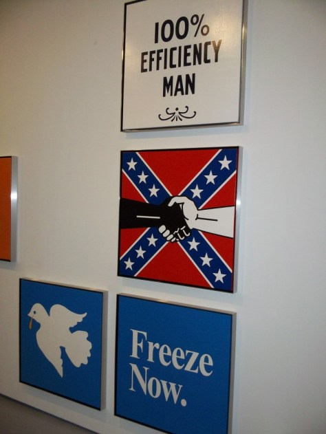 Hank Willis Thomas Assorted Signs