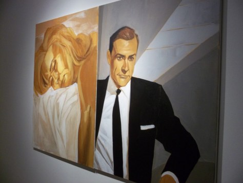Phil Noto Goldfinger Connery