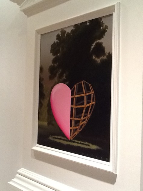 Half a Heart By Robert Deyber