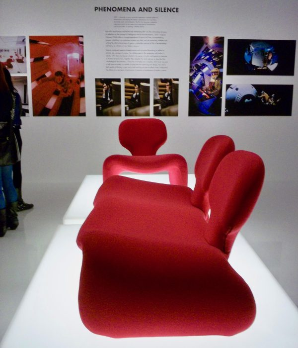Seating from 2001 A Space Odyssey By Gail Worley