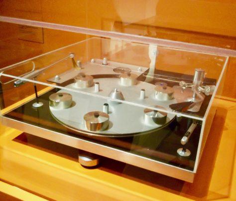 Kubrick Clockwork Turntable By Gail Worley