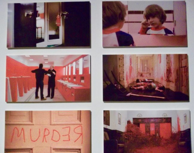 Production Stills from The Shining By Gail Worley