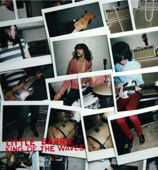 Little Barrie King of the Waves CD Cover