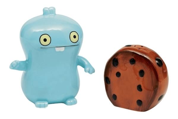 Babo Cookie Uglydoll Salt Pepper Shakers