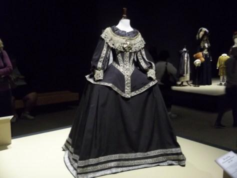 Bowers Costumes Black Dress