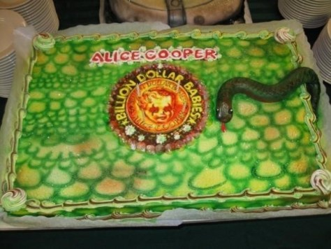 Billion Dollar Babies Cake