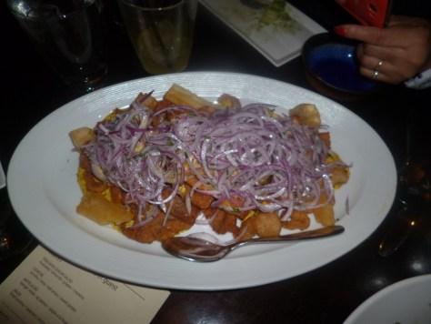Jalea Fried Mixed Seafood