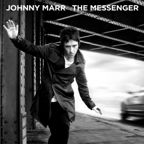 Johnny Marr The Messenger CD Cover