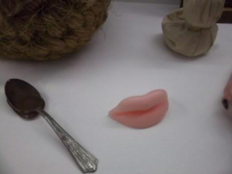 Spoon and Wax Lips