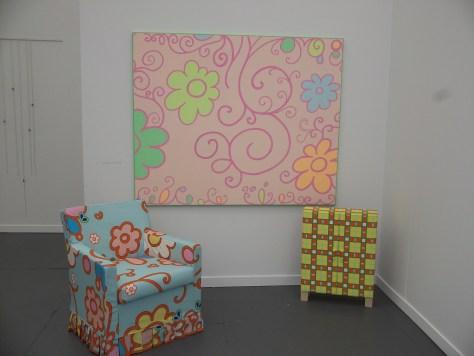 Flowered Room