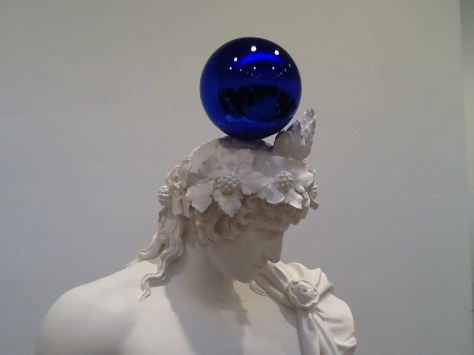 Gazing Ball Head