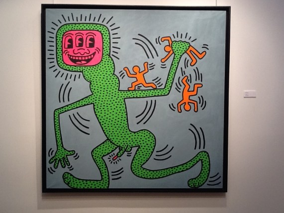 Keith Haring Untitled