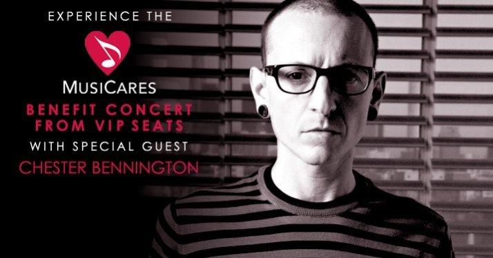 Linkin Park MusicCares Chester Bennington