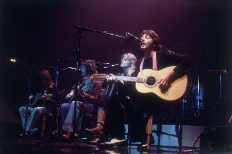 Paul McCartney Rock Show Acoustic Set