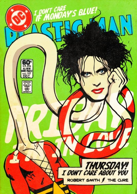 Robert Smith Plastic Man