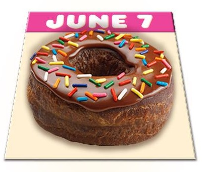 National Donut Day 2013
