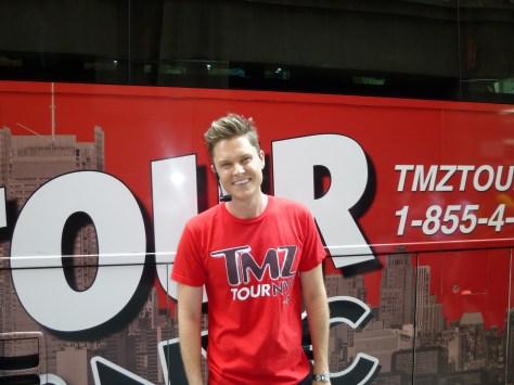 Matt Chadwick Tour Guide