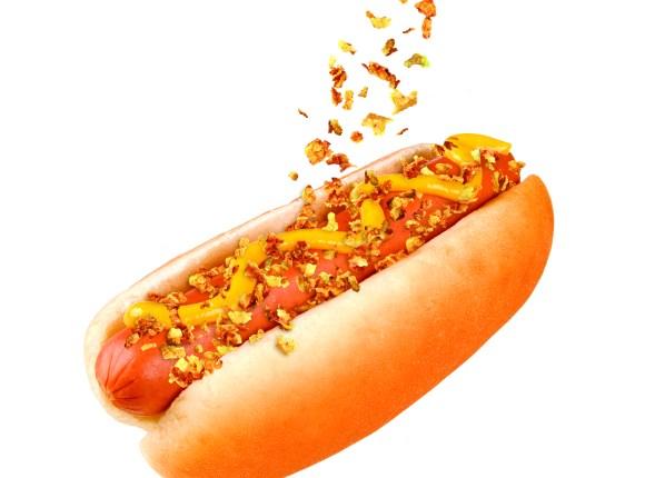 OC New Hot Dog