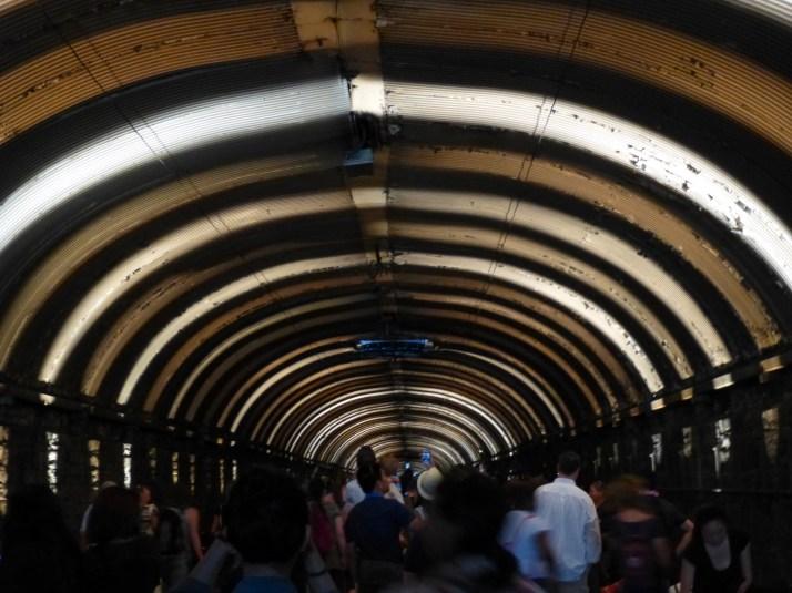 Voice Tunnel Lights