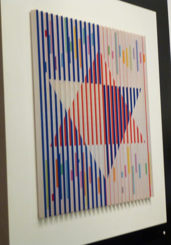 Yaacov Agam Star of David 2