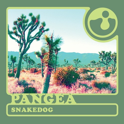 Together Pangea Snakedog