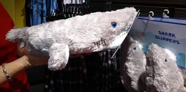 Shark Attack Slippers
