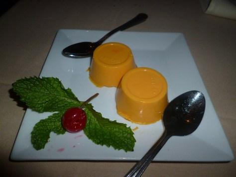 Malgova Mango Pudding