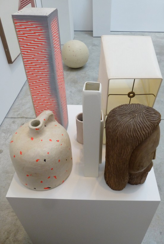 Small Sculptures By Barry McGee