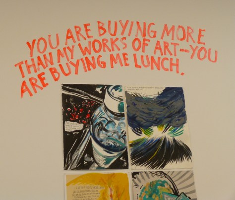 Raymond Pettibon To Wit