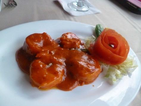 Shrimp Balchao